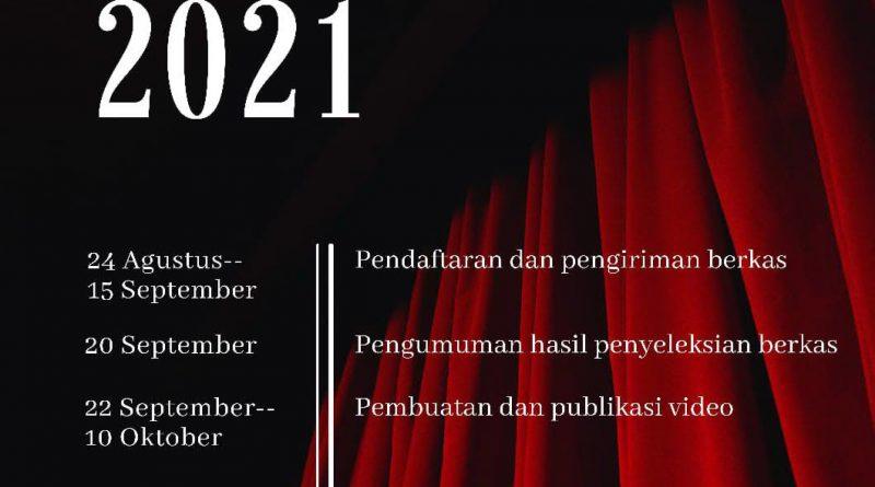 Festival Firtual Pembacaan Naskah Lakon 2021